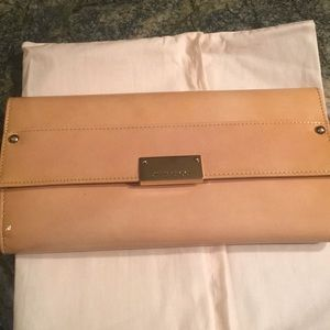 Authentic Jimmy Choo clutch